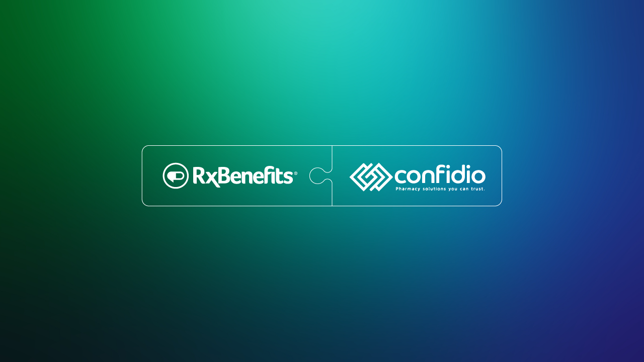RxBenefits Officially Joins Forces with Confidio, Expanding Breadth of Service Offerings to Optimize Pharmacy Benefits