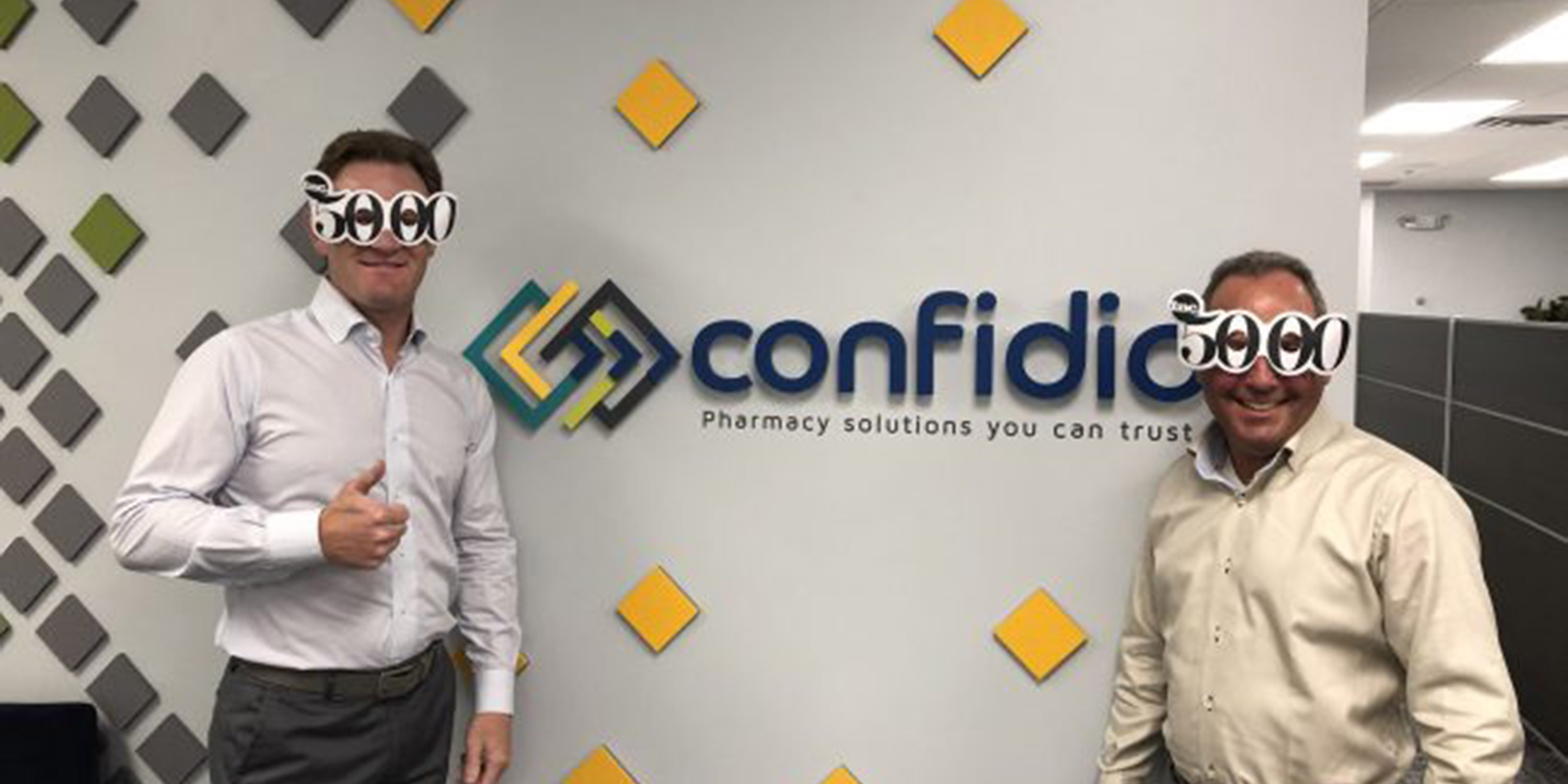 CONFIDIO Ranks No. 452 on the 2020 Inc. 5000 With Three-Year Revenue Growth of 1014.66%